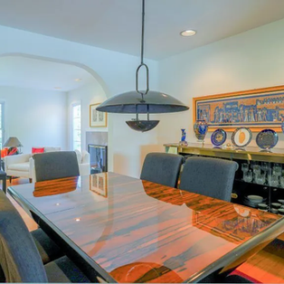 Drone Photography (Dining Room) - Orange County