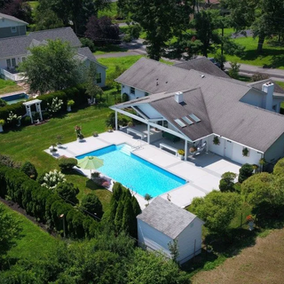 Hudson Valley Real Estate Drone Photography