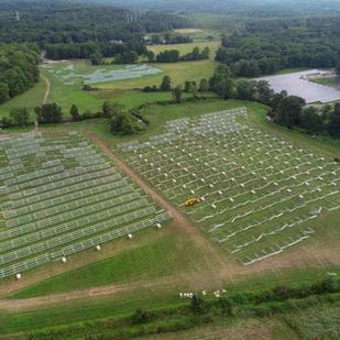 Professional Drone Services Solar Company