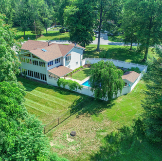 Aerial Real Estate Photos Hudson Valley