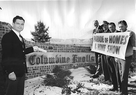 columbine knolls littleton colorado parade of homes mike leprino