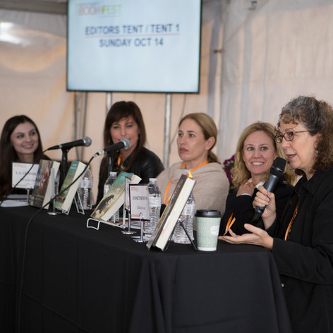 Author Panels