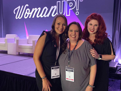 Living My Best Life at WomanUP!® 2019