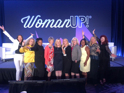 Reflecting on WomanUP!® 2019
