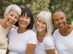 Multi-ethnic-women