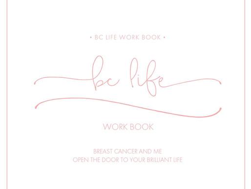 乳がんと共にどのように生きていくか:ワークブックで新しい人生をデザイン