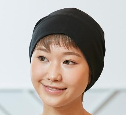 累計販売数100万枚超・医療用帽子の国内シェアNo.1 ケア帽子シリーズのラインナップと特徴