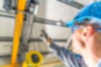 safety sensor in warehouse environment