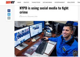 Overview of NYPD Social Media initiative
