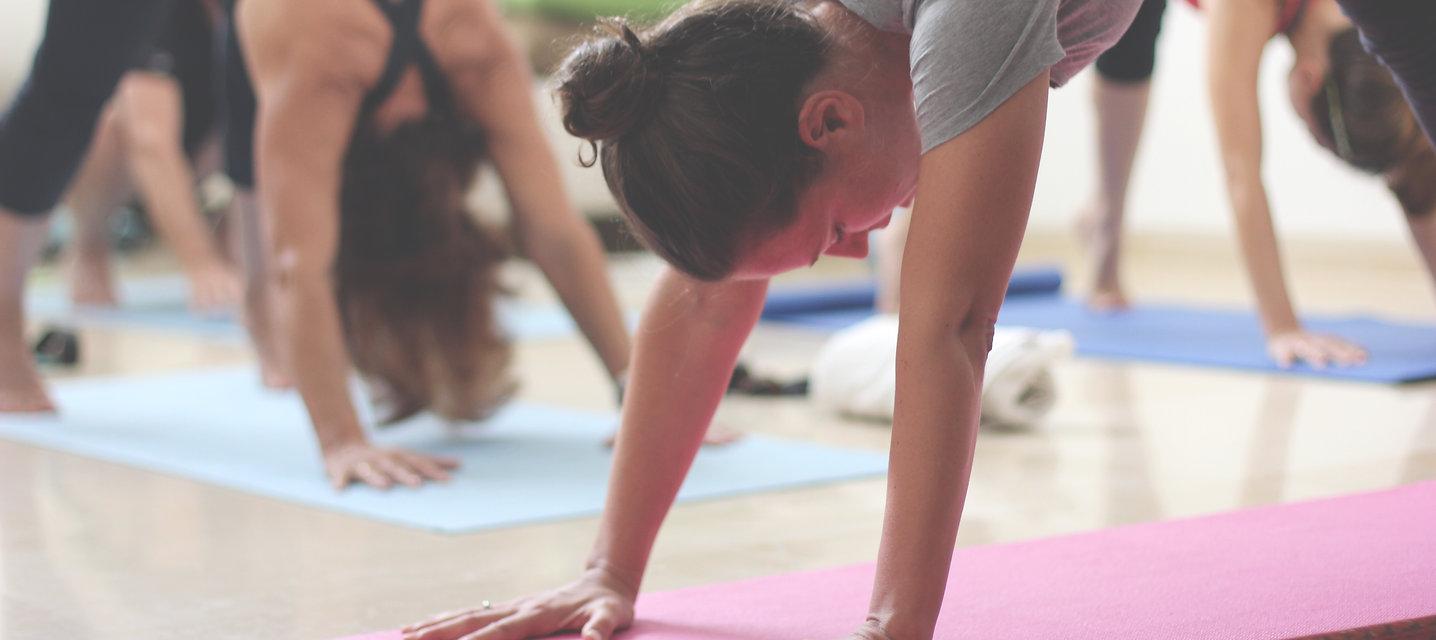 small group yoga classes san francisco bay area