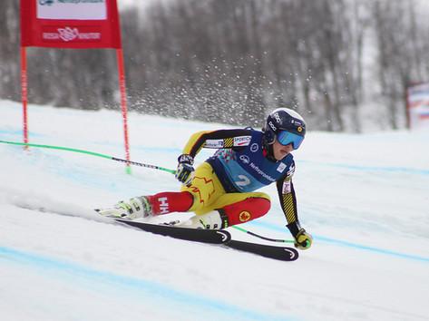 JAMES CRAWFORD - Canadian Alpine skier