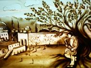 Saxophone in Jerusalem