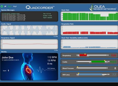 Olea Announces HeartSignature™ for Contactless Authentication