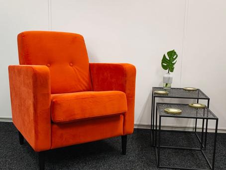 Nieuwe stoelen!