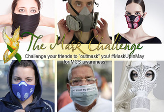 Join the movement: #MaskupinMay