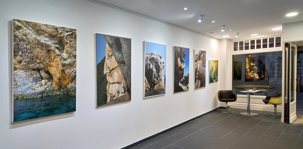 Galerie ATEKA - Exposition Victor au pay