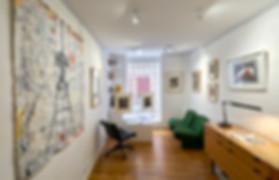 Claudia Gilles ATEKA Galerie Exposition