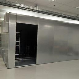 Shield Room Installation 11