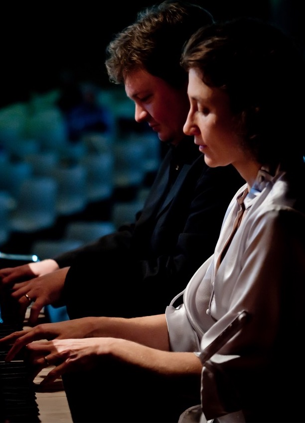 Viney-Grinberg Piano Duo