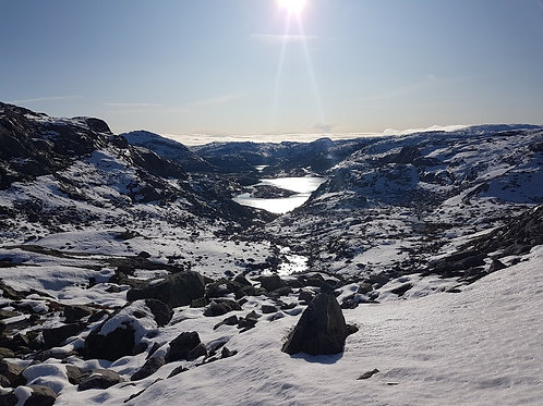 Rondesvatn - Folkefonndalen