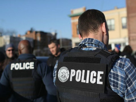 Blaming law enforcement distracts everyone from immigration reform