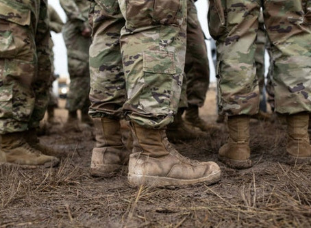 Military commanders must take the lead in battle against sexual assault