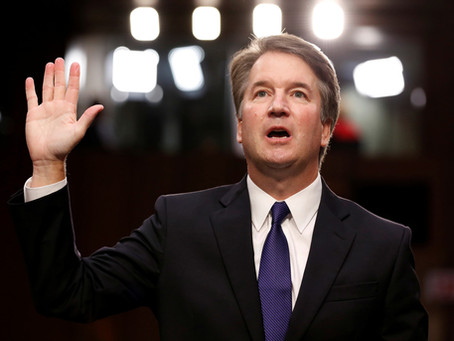 Senate and FBI can still get the Kavanaugh nomination right