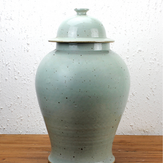 Large Antique Ceramic Vase