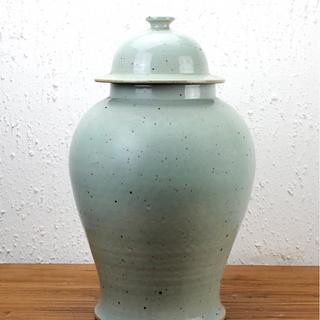 Large Antique Ceramic Vase
