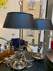 Three Arm Desk Lamp