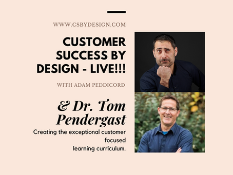 Creating the Exceptional Customer Focused Learning Curriculum