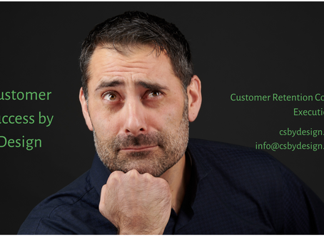 Being Customer-Centric, and what that looks like organizationally