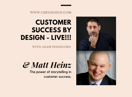 The Power of Storytelling in Customer Success