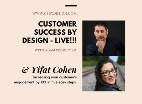 Increasing your Customer's Engagement by 10% in Five Easy Steps