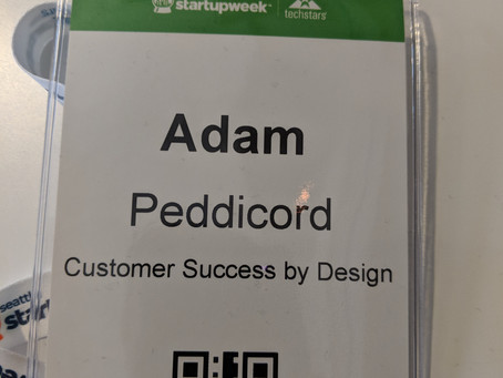 Customer Success by Design hits Techstars Seattle!