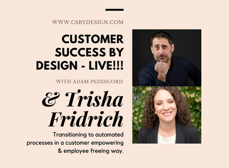 Transitioning to Automated Processes in a Customer Empowering & Employee Freeing Way