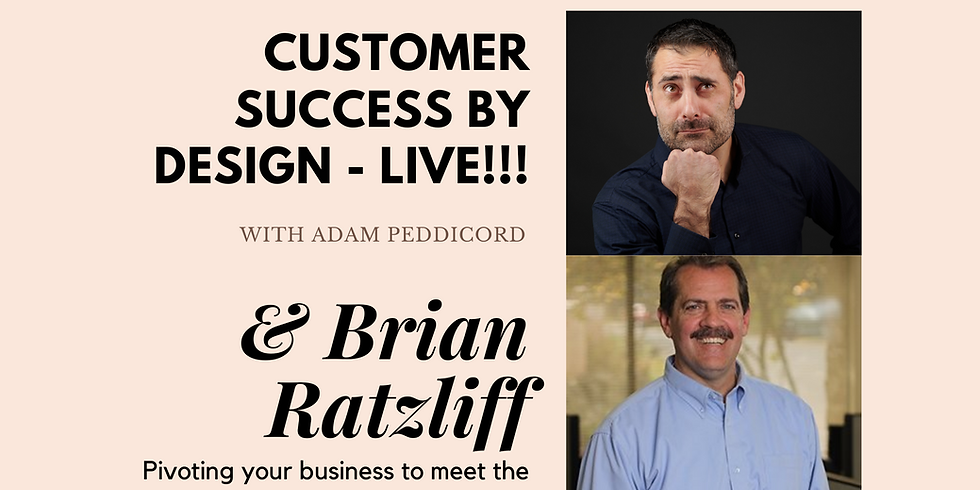 Pivoting your business to meet the customer where they're at.