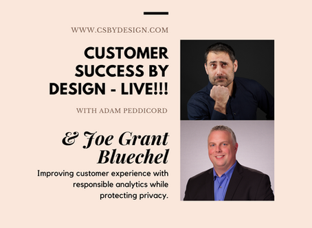 Improving the Customer Experience with Responsible Analytics while Protecting Privacy