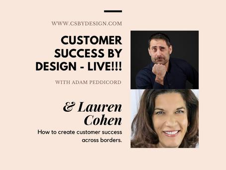 How to Create Customer Success Across Borders