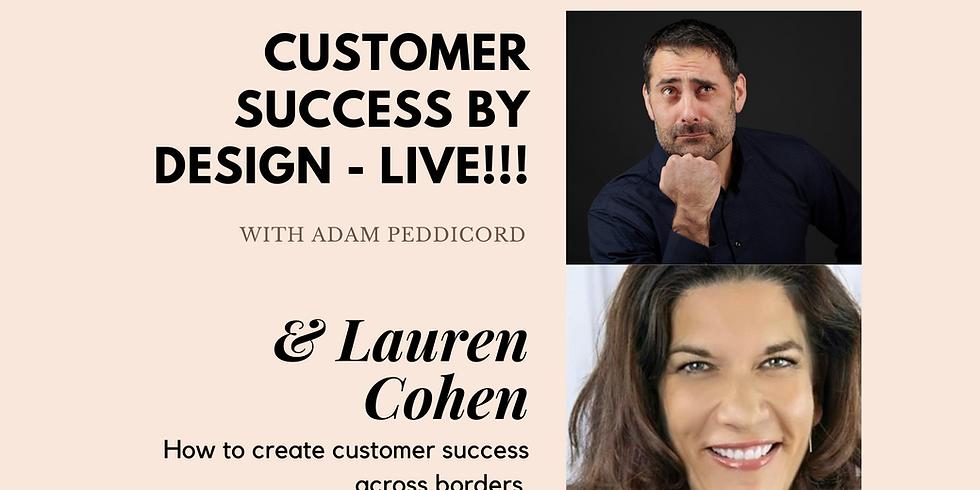 How to create customer success across borders.