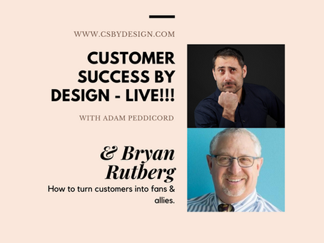 How to Turn Customers into Fans & Allies