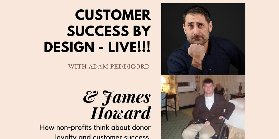 How non-profits think about donor loyalty and customer success.