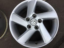 4x Mazda Alufelgen gebraucht Jawan Reifen und Autoservice
