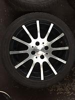 4x Alufelgen gebraucht Jawan Reifen und Autoservice