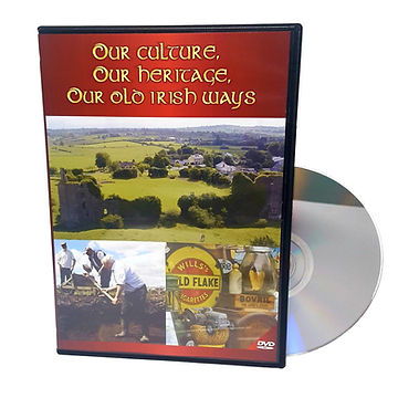 our culture our heritage our old irish w