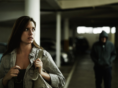 What can I do if I'm being stalked?