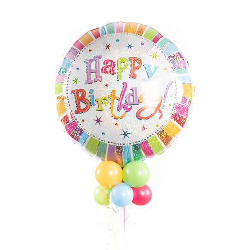 Verjaardag - Vrolijk