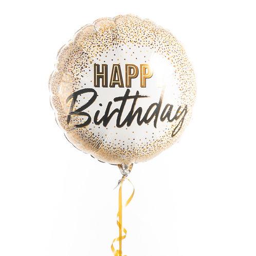 Verjaardag - Gouden Gllinsters