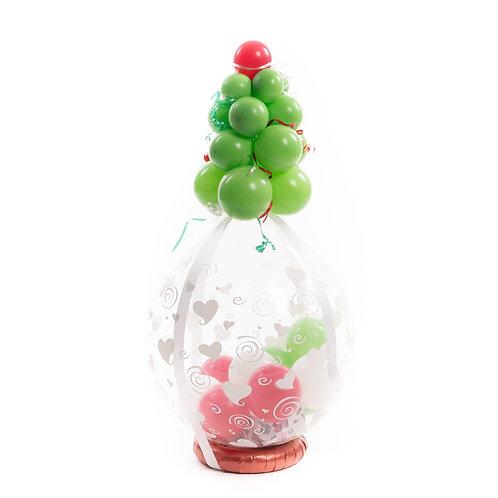 Gevulde ballon / Idee 4 (thema)