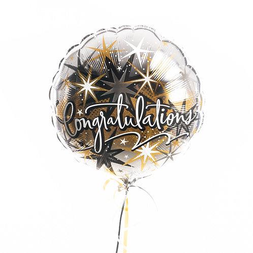 Proficiat! Congratulations!
